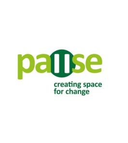 Pause logo square