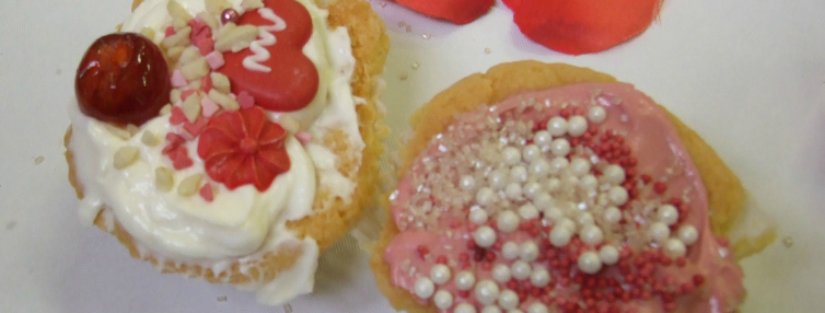 cupcakes Valentine