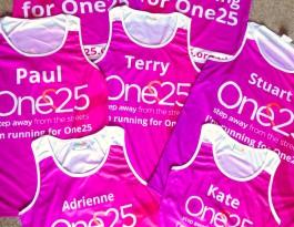 One25 running vests