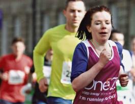 Caroline Marathon during marathon v2