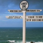 One25 walks - Lands End to John O'Groats