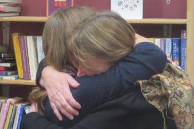 Image of a hug