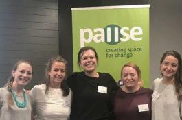 the Pause Bristol team
