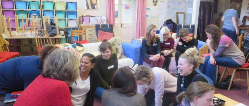 2017 Volunteer Induction Day (3)