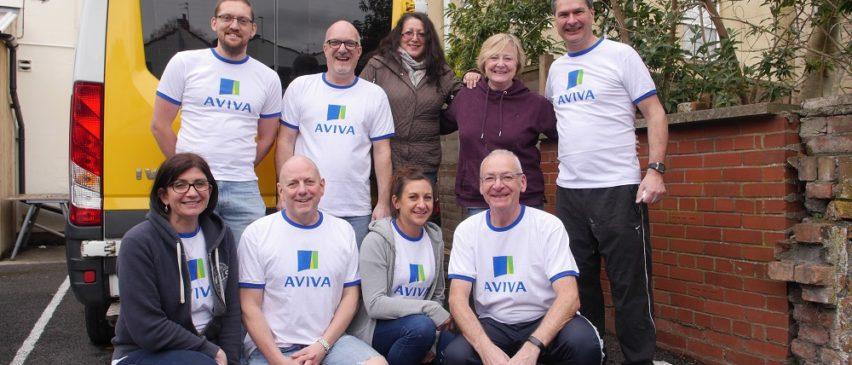 Aviva Corporate Support