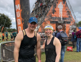 Ben & Lucy Tough Mudder 2